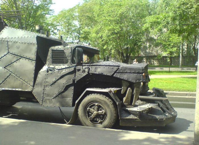 Mad Max Truck 2
