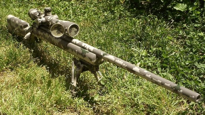 Remington 700 PSS MirageFlage