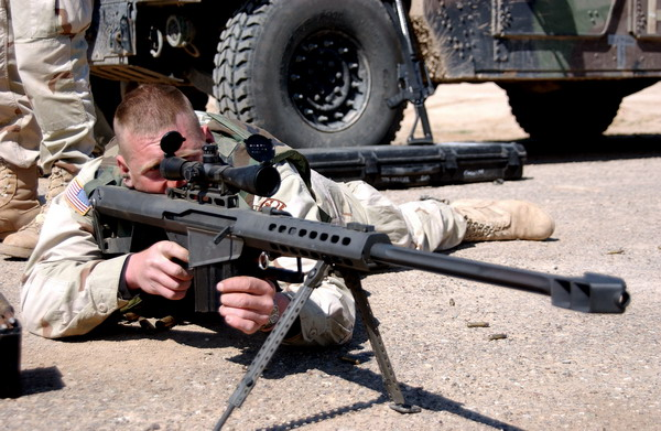 10 Bad A** Sniper Rifles