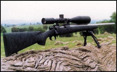 Remington 700 Side