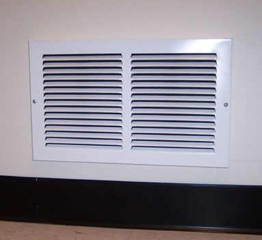 air vent safe outside
