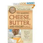 Guide to Making Cheese and Butter