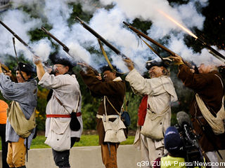 New England Patriot Militia
