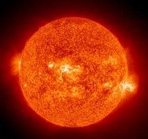 Solar Flare Nasa Image