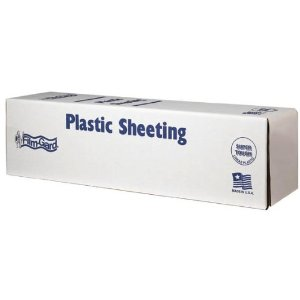 Roll of Plastic Sheeting