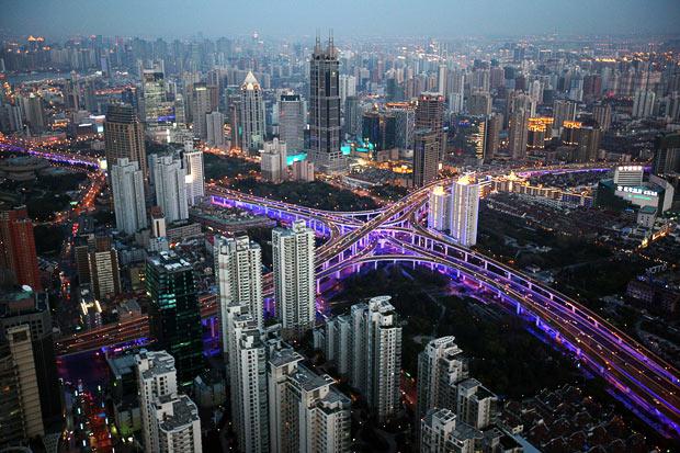 shanghai motorway