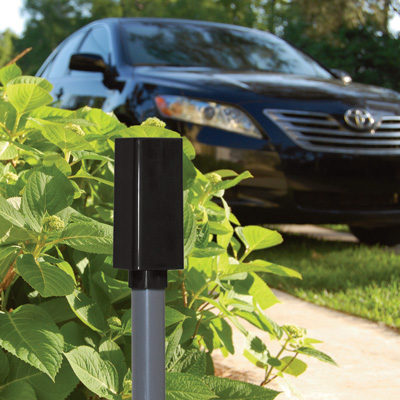 wireless driveway alarm system