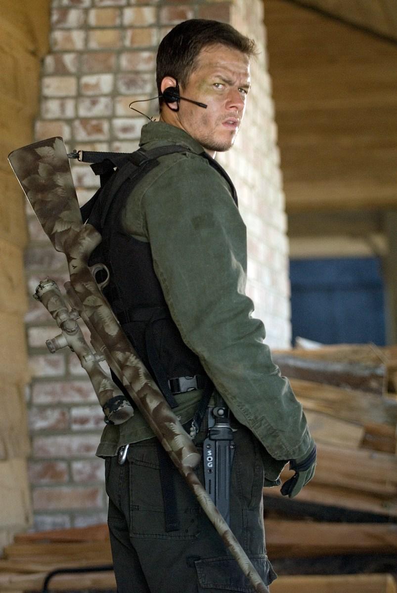 Bob Lee Swagger - Shooter