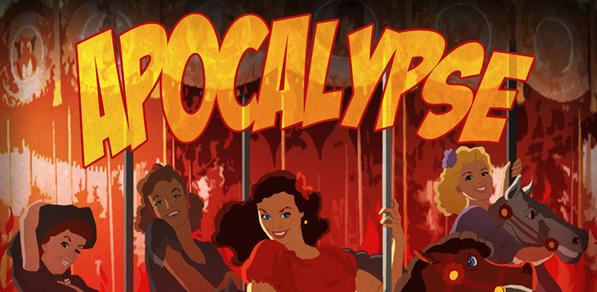 apocalypse girls calendar