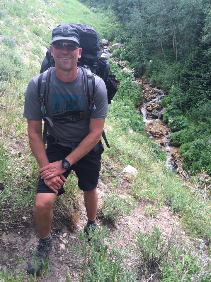Todd Tucker Survivalist