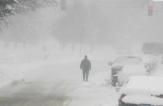 Farmers Almanac Predicts Long Winter