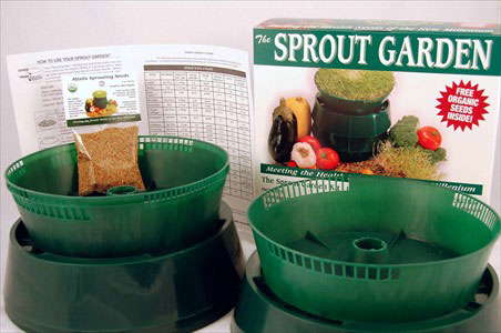 The Ultimate Sprouting Guide