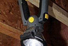 Stanley Heavy Duty Clamp Light