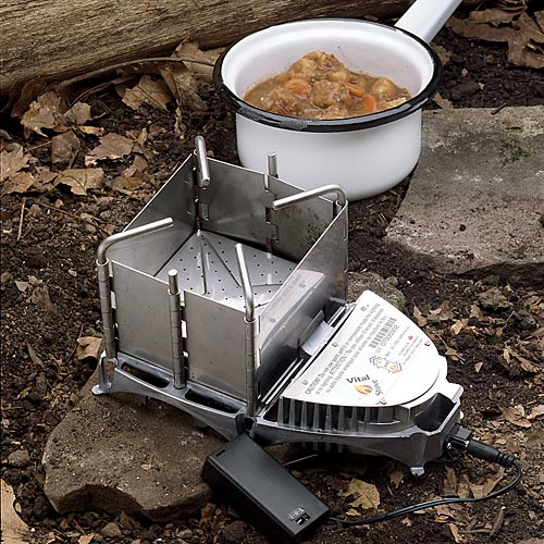 The Survival Stove
