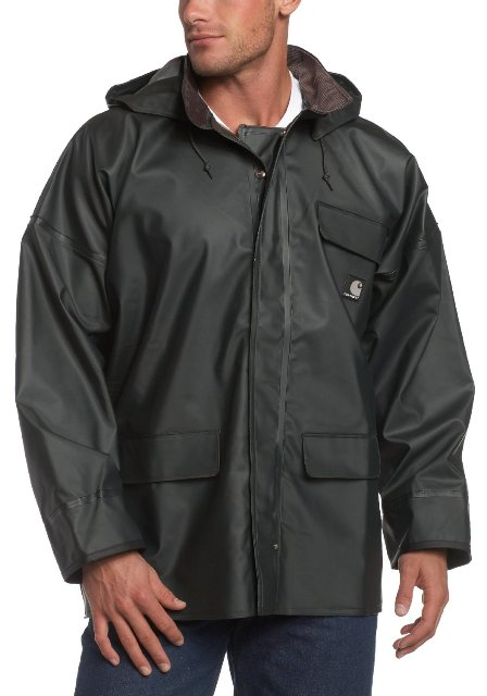 Mens Carhartt Rain Coat