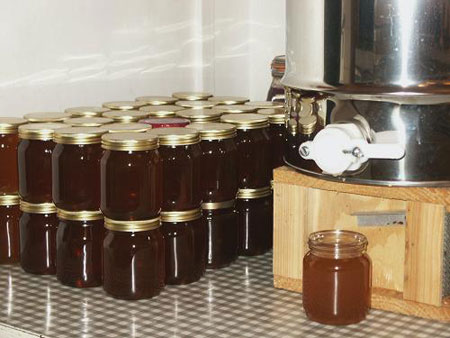 Honey Food Storage