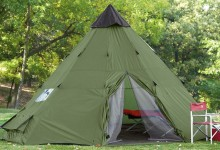 Guide Gear 10×10′ Teepee Tent