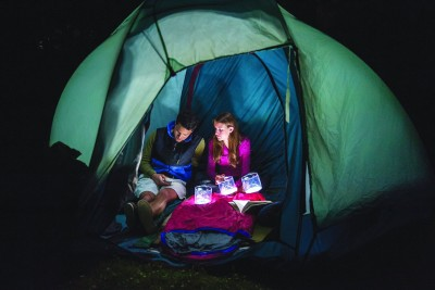 Luci Inflatable Solar Lantern by MPowered